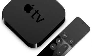 Apple TV Prize Draw Winner